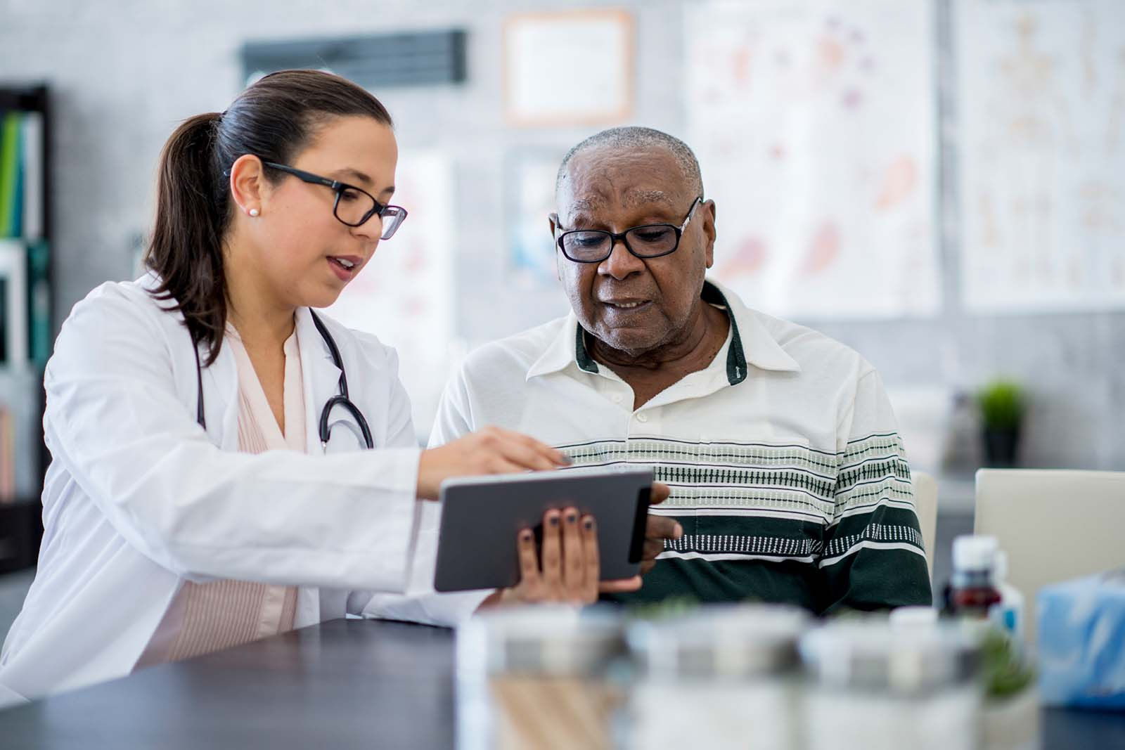 Medicare Annual Wellness Visits are underused