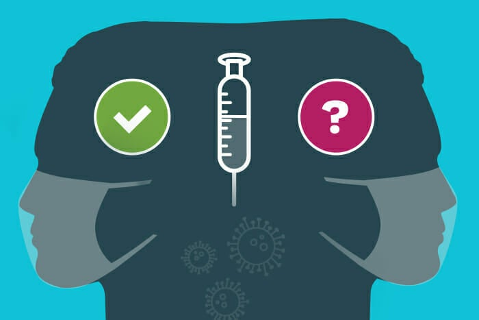 vaccine confidence and vaccine hesitancy