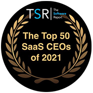Chaim Indig, The Software Report Top 50 SaaS CEOs of 2021